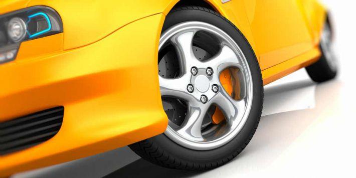 come cambiare dimensione degli pneumatici nel rispetto della legge